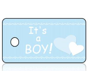 Baby Its a Boy Blue