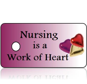 Appreciation03- Nurse- 3 hearts background