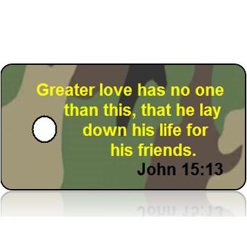 Appreciation09- Army- Camouflage- John 15 vs 13