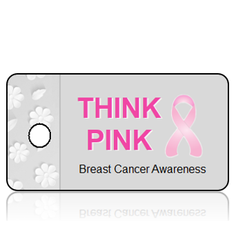Aware02BC - Breast Cancer Awareness - Think Pink Ribbon