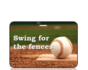 Swing for the Fences Main Image