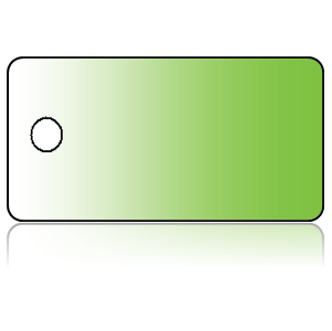 Create Design Key Tags Gradient Lime Green Background