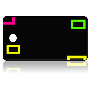 Create Design Key Tags Black Modern Multi Color Square Boxes