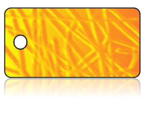 Create Design Key Tags Yellow Wheat Background easy to design!