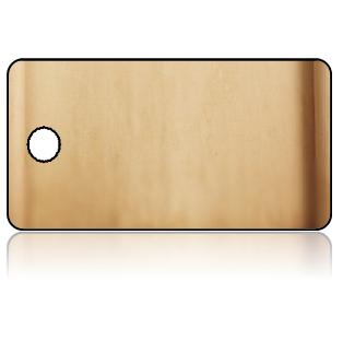 Create Design Key Tags Brown Scroll Modern
