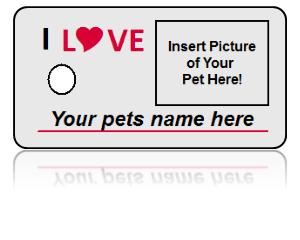 Build Personal Pet Key Tag