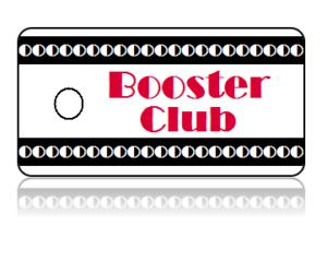 Booster Club Key Tags