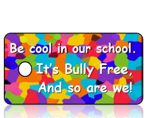 Bully free Colorful Camo