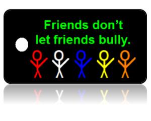 Bully Free Education Key Tags