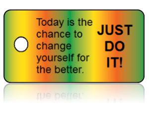 Just Do It Key Tags