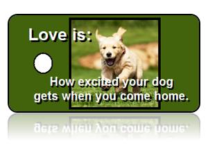 Dog Appreciation Key Tags