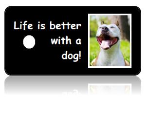 Pet Key Tags, Dog