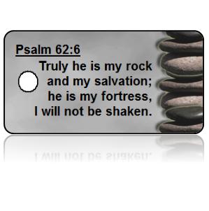 Psalm 62:6 Bible Scripture Key Tags
