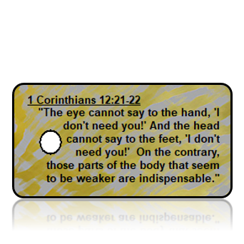 ScriptureTagAA25 - NIV