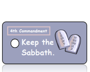 Ten Commandments 4