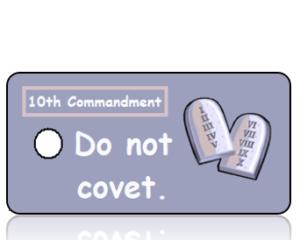 Ten Commandments 10