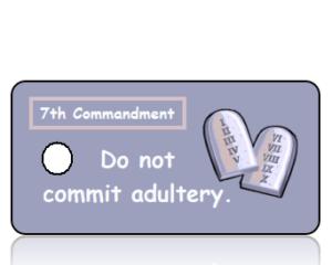 Ten Commandment 7