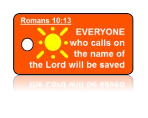 Romans 10:13 Bible Scripture Key Tags