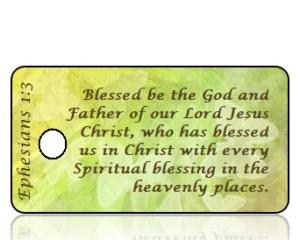 Ephesians 1 vs 3 - Butterflies