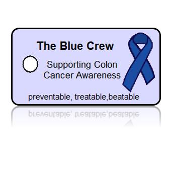 The Blue Crew Colon Awareness