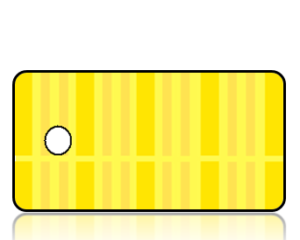 Create Design Key Tags Yellow Modern Plaid