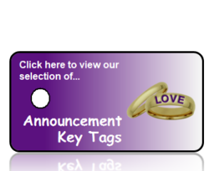 Announcement Key Tags