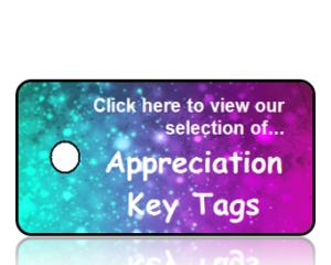 Appreciation Key Tags