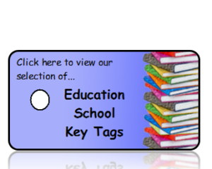 Education School Key Tags