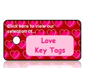 Love Key Tags