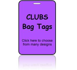 Club Bag Tags