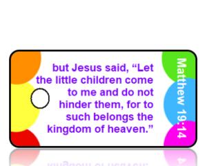 Matthew 19:14 Bible Scripture Key Tags ESV
