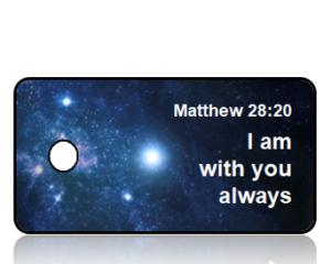 Matthew 28:20 Bible Scripture Key Tags