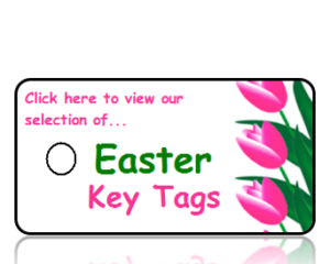 Easter Bible Scripture Key Tags