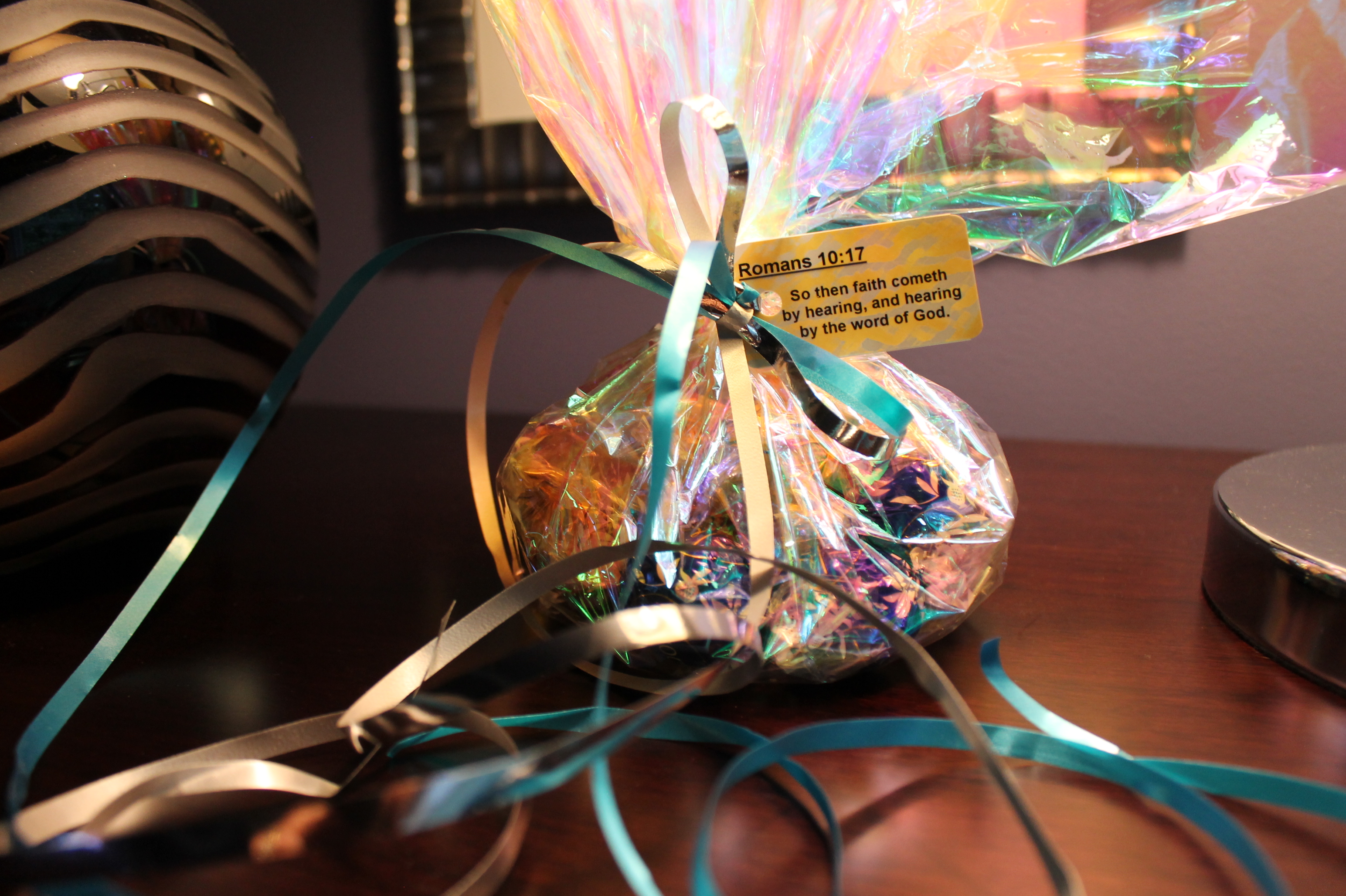 Creative Ideas - Bag of Chocolates