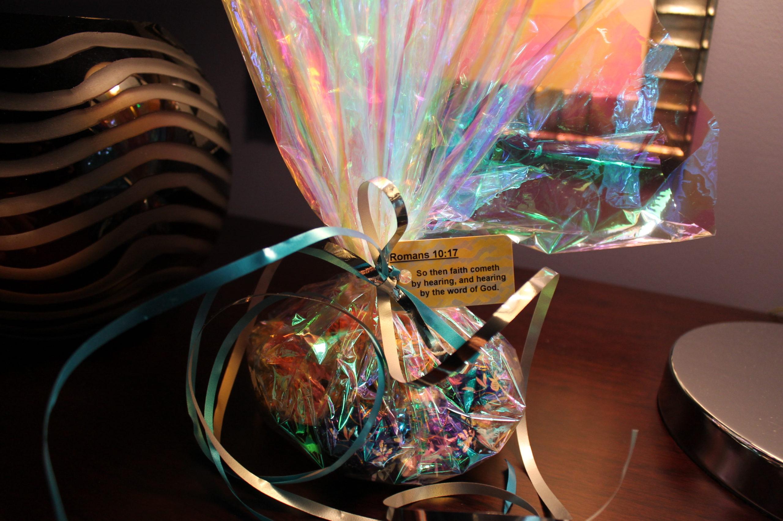 Creative Ideas - Bag of Chocolates 3