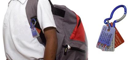 Blessings of the Backpacks