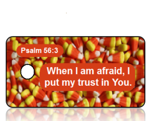 Psalm 56:3 Bible Scripture Key Tags