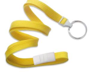 Breakaway Lanyard Yellow