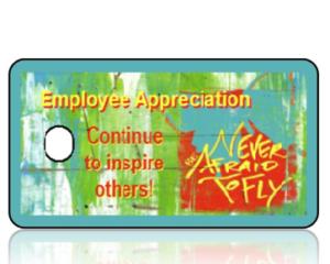 Employee Appreciation Key Tags