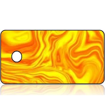 BuildITB66 - Build IT - Orange Yellow Marble