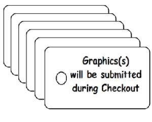 Create Design Key Tags Custom Graphics