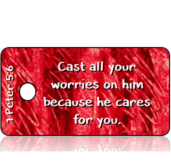1 Peter 5:6 Bible Scripture Tags