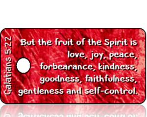 Galatians 5:22 Bible Scripture Tags