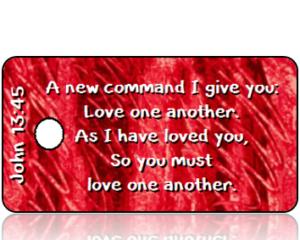 John 13:45 Bible Scripture Tags