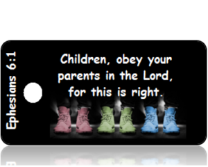 Ephesians 6:1 Bible Scripture Tags