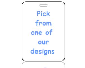 Create Design Bag Tags