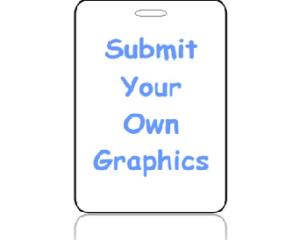 Create Custom Graphic Design Bag Tags