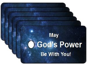 Vacation Bible School May God's Power Be With You
