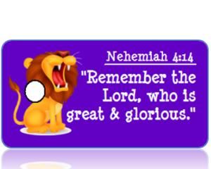 Nahum 1:7 Bible Scripture Tags