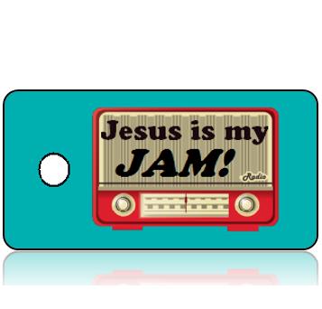 Inspiration13 - Jesus is my JAM - Red Radio - Cooper Std Font